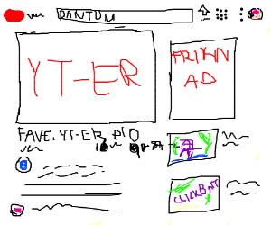 Favorite YouTube PIO (mine is H3H3)