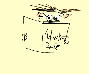 the adventure zone (look it up)