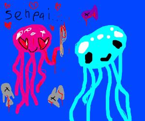 Yandere Jellyfish
