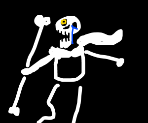 Disbelief Papyrus - Drawception