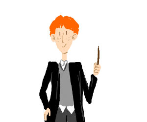 Ron Weasley (From Harry Potter)