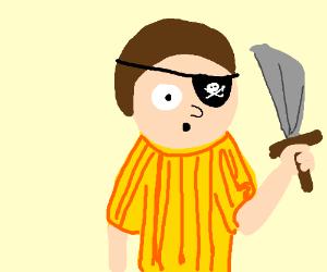 Pirat Morty
