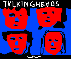 Remain In Light - Talking Heads