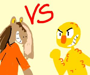 Jar-Jar vs Yellmo