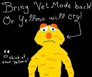 Bring back Vet games!