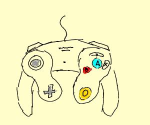 CrossCube controller