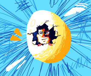 Death By Squeegee's eggs