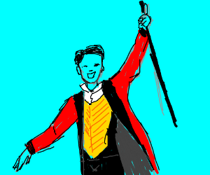 The Greatest Showman (The movie!)