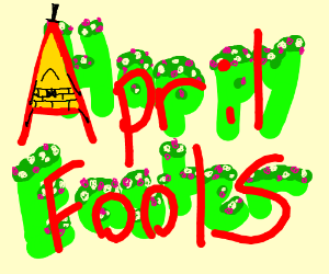 Happy Easter... APRIL FOOLS!!!