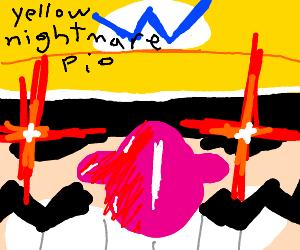 Yellow Nightmare PIO