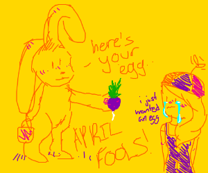 Easter Fools!