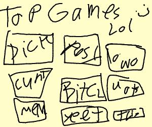 top games in vet mode site