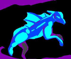 the royal underwatter horses