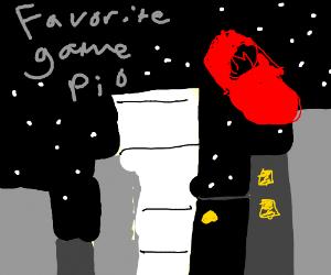 favorite game