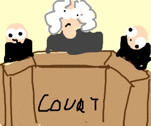confusing court