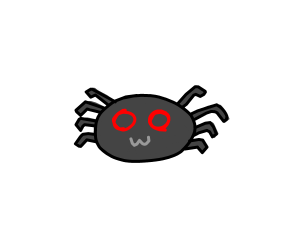 spider says hello OwO