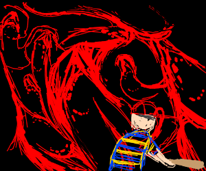 Giygas (Earthbound) - Drawception