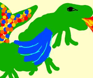 Dragon + Bird + Fish