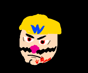 Wario is on a murderous rampage
