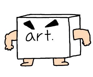 The dreaded Art Block