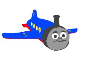 Thomas the plane