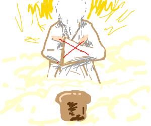 bread-hating god