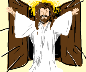 jesus coming out
