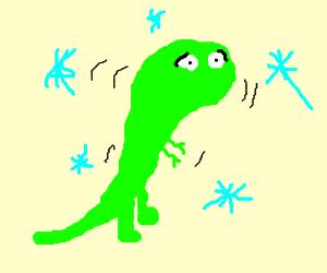 Cold Dinosaur