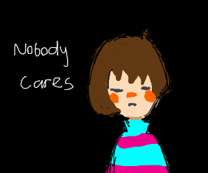 nobody cares about frisk anymore
