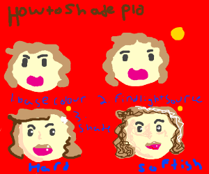 How To Shade PIO