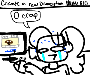 Create a new Drawception meme PIO (Ex. Yellmo)