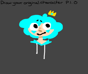 Draw your Original Character PIO