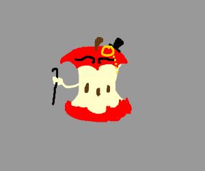 Sir Apple Core.