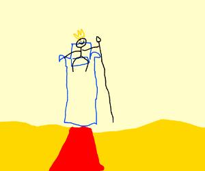 king Stickmn
