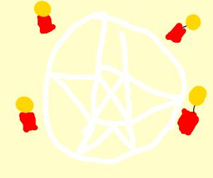 Step 1: summon ritual