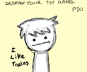 redraw your first panel pio