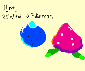 Berries from Pokémon