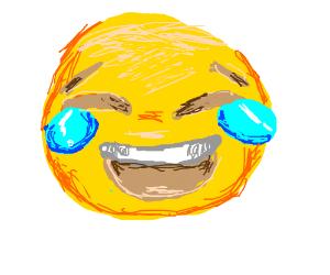 Laughing/Crying Emoji