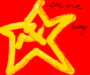 The one true way (Commiusm)