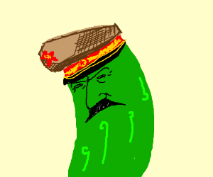 Soviet (Russian) Pickle