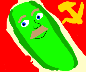 I'm Pickle Stalin!