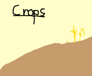 A Pathetic Crop farm