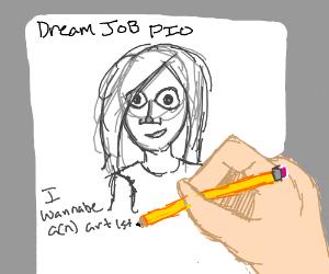 Dream job P.I.O.