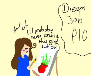 Dream Job PIO