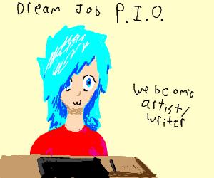 dream job (PIO)