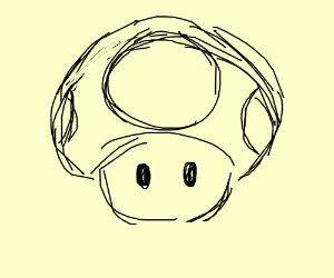 Mushroom from Mario