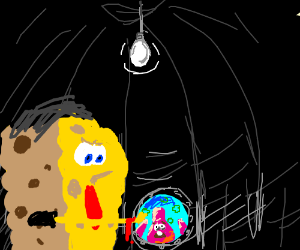 Emo SpongeBob