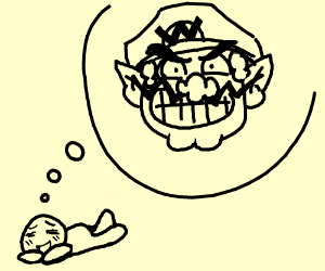 Thinking about Wario