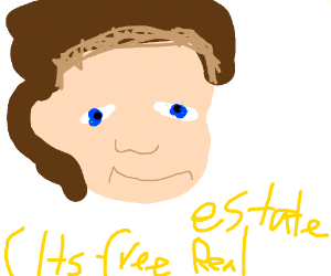 (It's Free Real Estate)