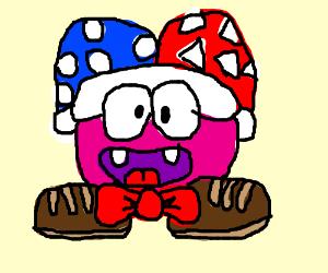 favorite kirby boss (PIO) [mines king dedede]